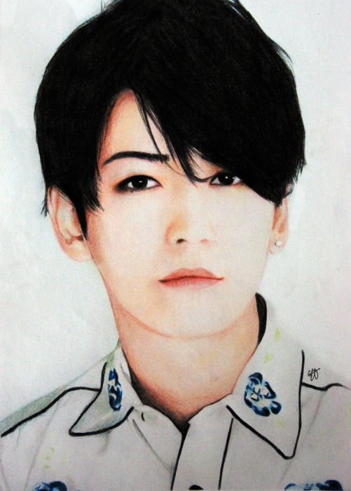 Kazuya Kamenashi by Corarock